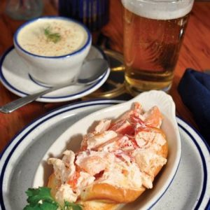 Kristina Chernikova - lobster roll (Lunch & TakeOut